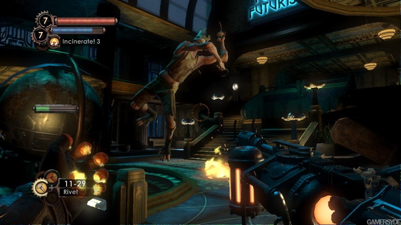 Дилогия BioShock